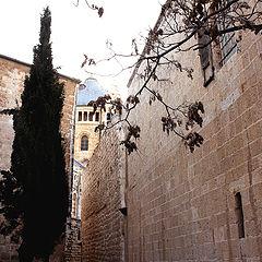 """photo """"Jerusalem. Evening.  Erushalaim . Erev"""""""