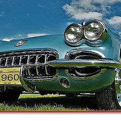 "фото ""1960 Corvette"""