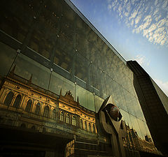 "фото ""National Theatre - New Scene, Prag"""