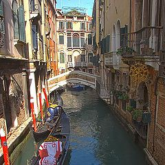 "photo ""Canals of Venice"""
