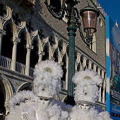 """фото """"С карнавала  в Венеции"""""""