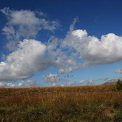 """фото """"Танцующие облака"""""""