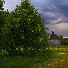 "photo ""Changing weather"""