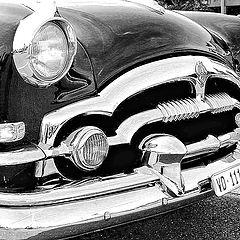 "photo ""Packard - melancholic portrait"""