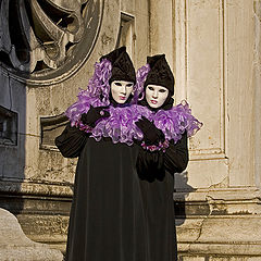 "фото ""двойняшки из Венеции"""