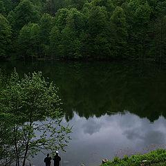 "photo ""Secret Lake"""