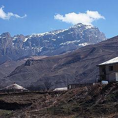 "photo ""Outskirts of village Kendelen"""