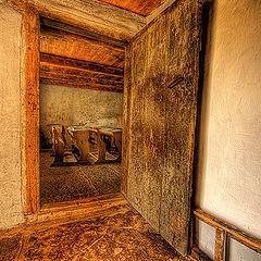 """photo """"Door too an old word"""""""