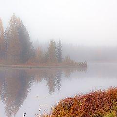 """фото """"Сентябрьский туман"""""""