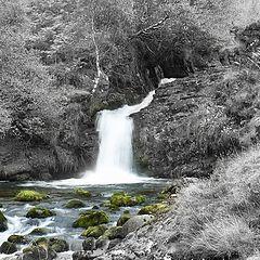 """фото """"Selective Waterfall"""""""