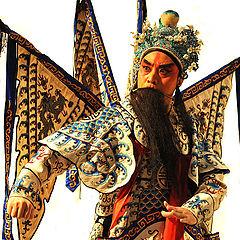"фото ""The characters in Peking Opera"""