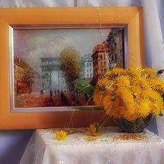 """фото """"Окно в Париж"""""""