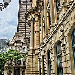 "фото ""National Library - City of Rio de Janeiro"""