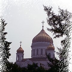 "photo ""Church dome"""