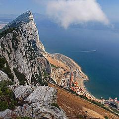 "фото ""Gibraltar"""