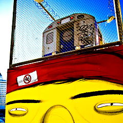 """photo """"Subway Ninja"""""""