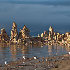 "photo ""Mono Lake перед заходом Солнца"""