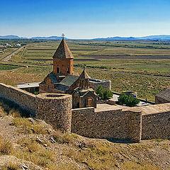 "photo ""Khor Virap monastery"""