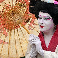 """photo """"geisha"""""""