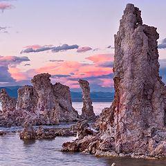 """photo """"Mono Lake, восход Солнца"""""""