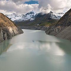 """фото """"Lac des Dix"""""""