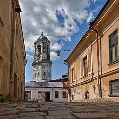 """photo """"My view of Vyborg."""""""