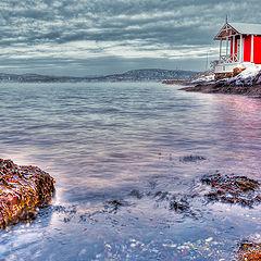 """photo """"Winter in Oslo"""""""