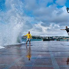 "photo ""Fun on the waterfront"""