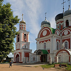 "photo ""Cathedral of Smolensk God Mother"""