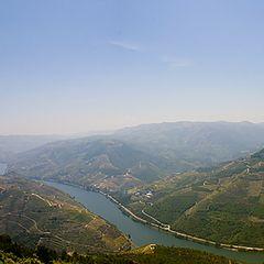 "фото ""S. Leonardo de Galafura - Douro Valley"""