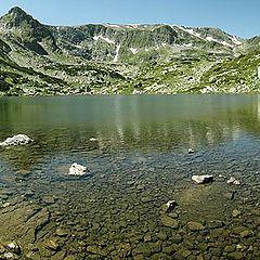 "photo ""Fish Lake, Rila mountain"""