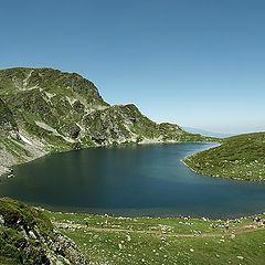 """photo """"Kidney Lake, Rila mountain"""""""