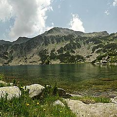 """photo """"Fish Lake, Pirin mountain"""""""