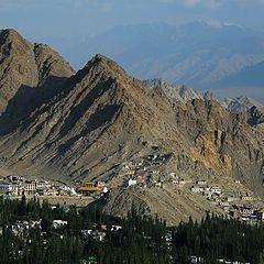 """photo """"mountain valley"""""""