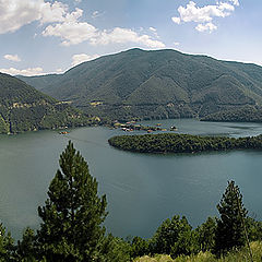 "photo ""Lake Vucha"""