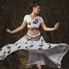 "photo ""Oriental dance"""