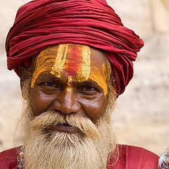 """photo """"Smiling India"""""""