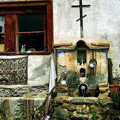 "photo ""манастирска идилия"""