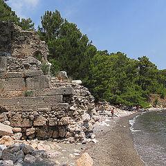 """photo """"Ancient ruins"""""""