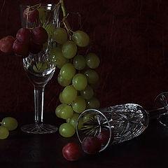 "фото ""Пролитое вино..."""