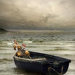 """photo """"перед выходом в море"""""""