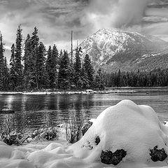 """фото """"Две горы"""""""