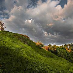 """фото """"Дуэт неба и земли."""""""