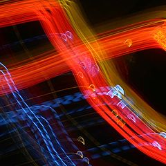 """фото """"dancing  lights"""""""