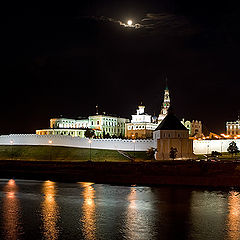"photo ""The Kremlin of Kazan at night"""