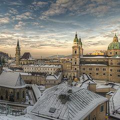 "фото ""Salzburg"""