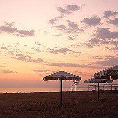 "фото ""Утро  на  пляже"""