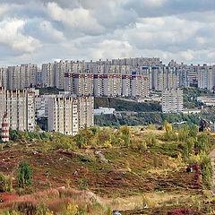 """фото """"Осень в Мурманске"""""""