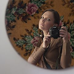 """фото """"The Girl With A Camera"""""""