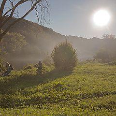 "photo ""Evening fog."""
